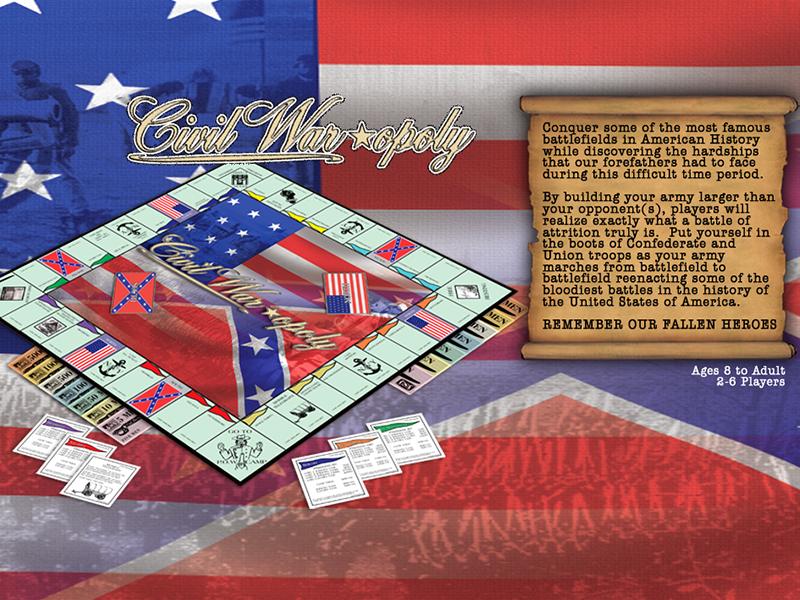 custom monopoly game company