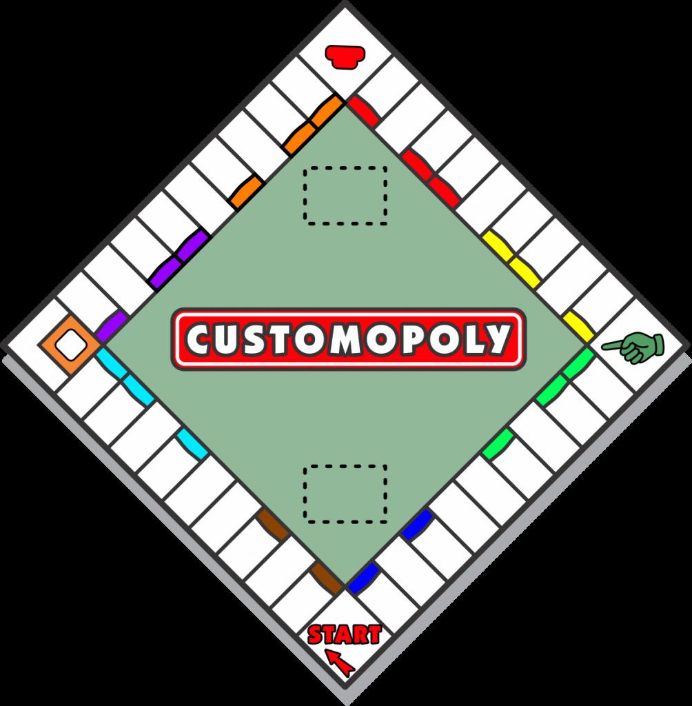 Custom Monopoly Game Manufacturer
