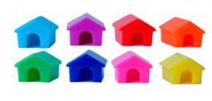 Custom (Dog) Houses Pieces & More Custom Game Pieces